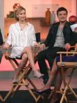 "Celebrities Visit ""Good Morning America"""