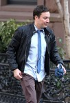 Jimmy Fallon Steps Out In NYC