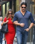 Sofia Vergara & Joe Manganiello Out And About In NYC