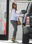 Sofia Vergara Leaving The Gym