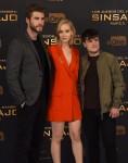 'Hunger Games: Mockingjay Part 2' - Madrid Photocall