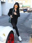 Kylie Jenner Visits Lamar Odom On His Birthday