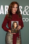 Leah Remini Signing Copies Of Her New Book 'Troublemaker: Surviving Hollywood And Scientology'