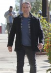 Ben Affleck & Jennifer Garner Shopping In Brentwood