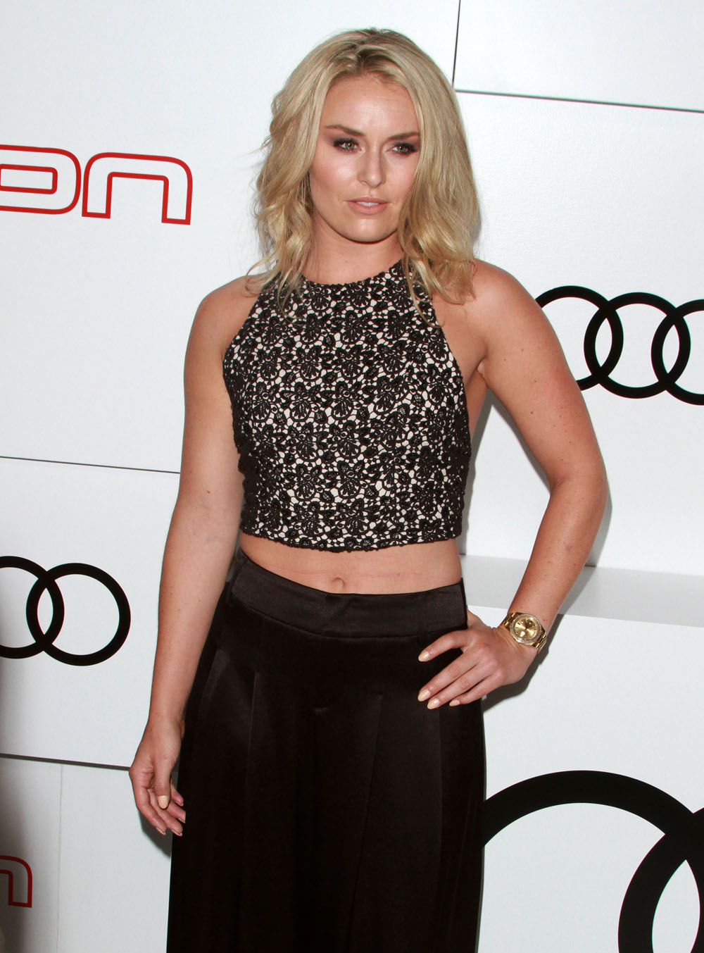 Cele|bitchy | Lindsey Vonn: 'On the red carpet, I'm like ...