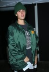 Justin Bieber attends Kendall Jenner's Birthday Celebration at The Nice Guy in West Hollywood