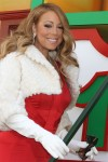 Mariah Carey performs live at the Macy's Thanksgiving Day Parade in New York City, NY.