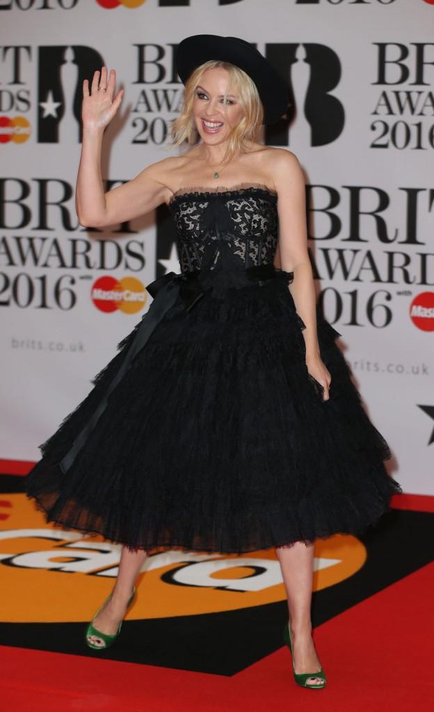 BRIT Awards 2016 - Arrivals