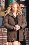 Stars Filming 'Inside Amy Schumer' In NYC