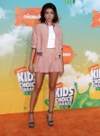 Heidi Klum at The Nickelodeon 2016 Kids' Choice Awards in LA