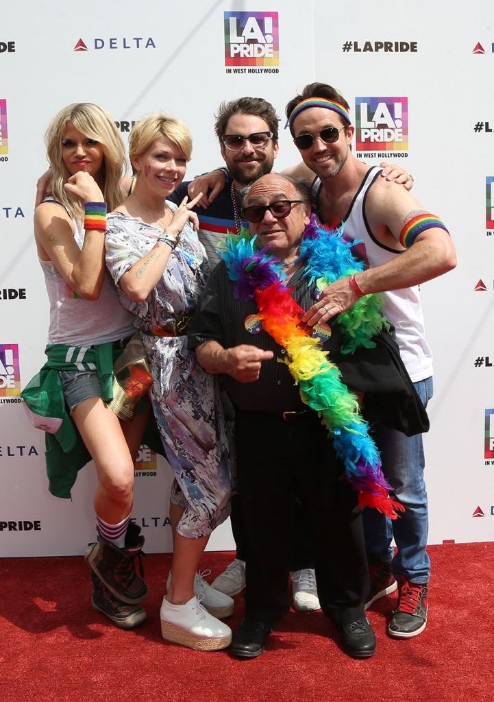 2016 LA Pride Festival Day 3