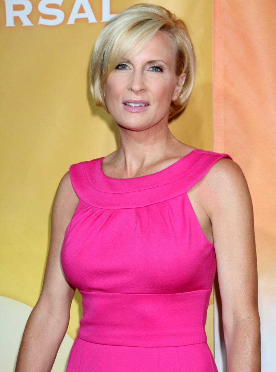 Mika Brzezinskis marriage has come to an end The MSNBC Morning Joe cohost quietly split from her husband of 22