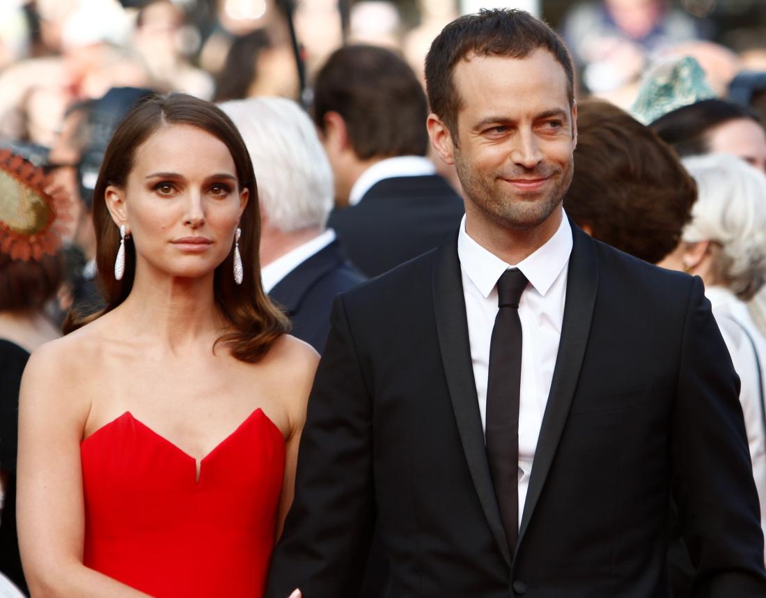 Star: Natalie Portman & Benjamin Millepied