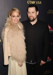Nicole Richie and Joel Madden arrive at the 2016 G'Day Los Angeles Gala at Vibiana in Los Angeles, California