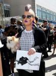 New York Fashion Week - Jeremy Scott Fashion Show