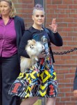 Kelly Osbourne Out In New York City