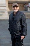 Phil Collins attends photocall outside the Royal Albert Hall