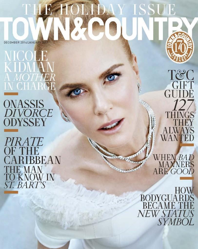 T&C Dec-Jan Cover - White