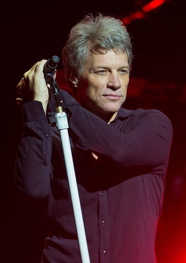 Cele Bitchy Jon Bon Jovi On His Daughter S Overdose A