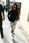 Kourtney Kardashian, Scott Disick, & Their Daughter Penelope Lunches In Beverly Hills