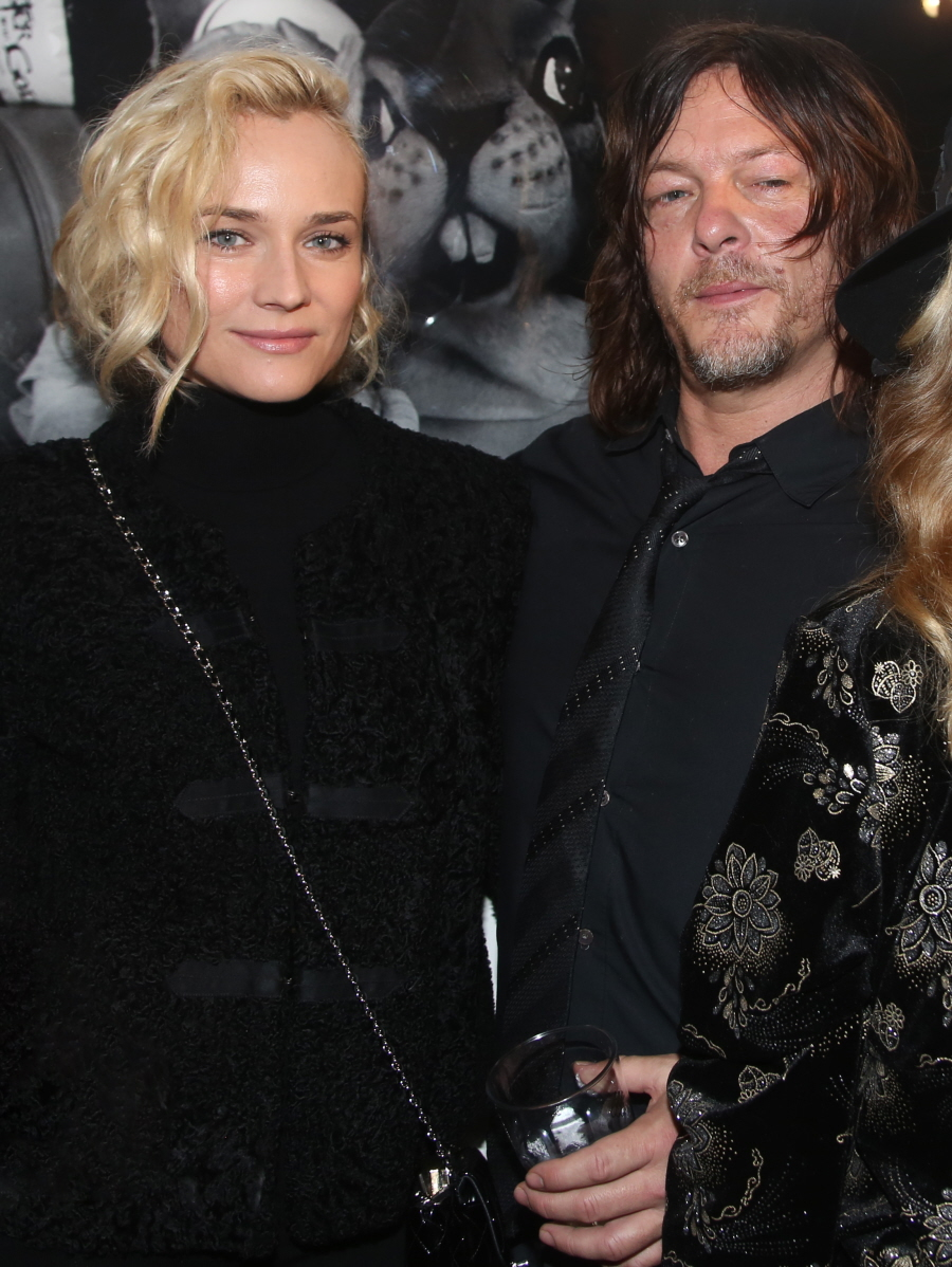 diane kruger and norman reedus - HD 768×1110