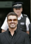George Michael Arrives At The Brent Magistrates Courthouse in London - May 8, 2007