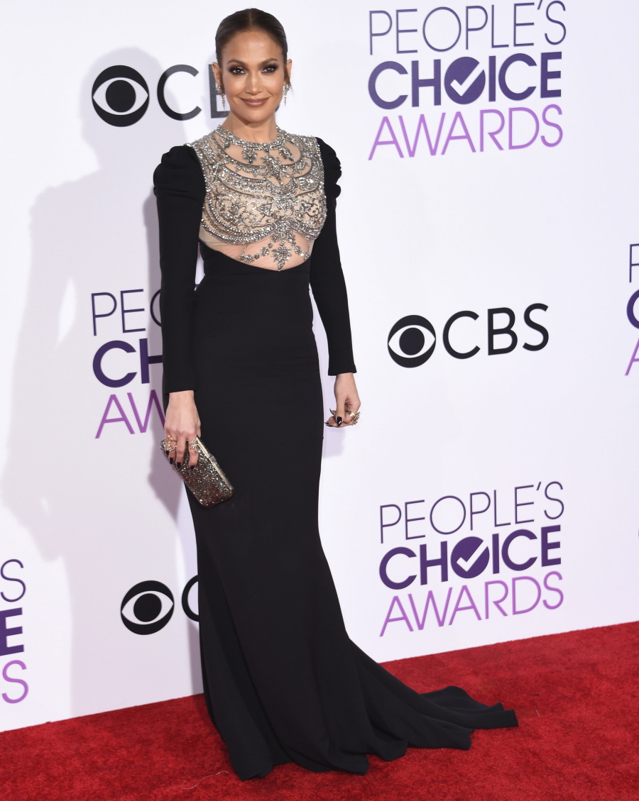 FFN_KMFF_Peoples_Choice_Awards_011817_52286736  bitchy | Jennifer Lopez in Reem Acra on the Individuals's Selection Awards: matronly or sizzling? FFN KMFF Peoples Choice Awards 011817 52286736