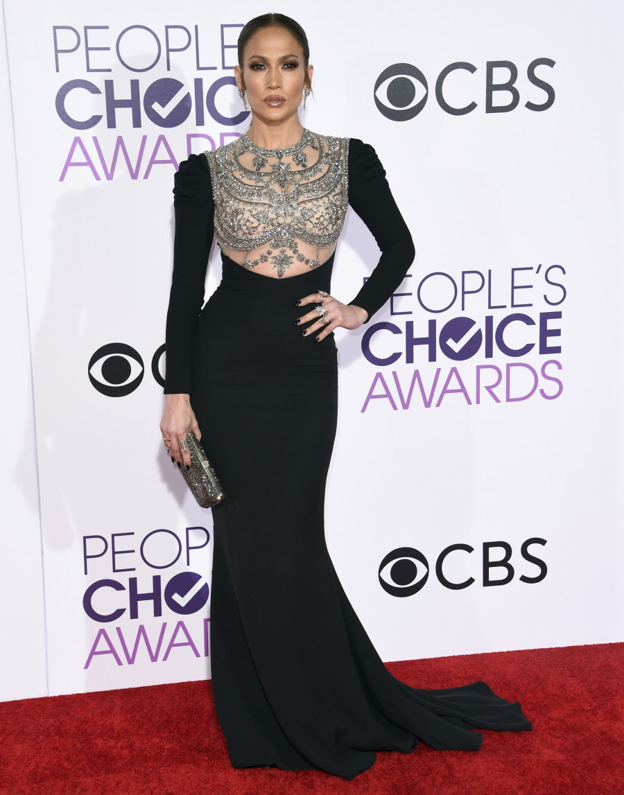 FFN_KMFF_Peoples_Choice_Awards_011817_52286738  bitchy | Jennifer Lopez in Reem Acra on the Individuals's Selection Awards: matronly or sizzling? FFN KMFF Peoples Choice Awards 011817 52286738