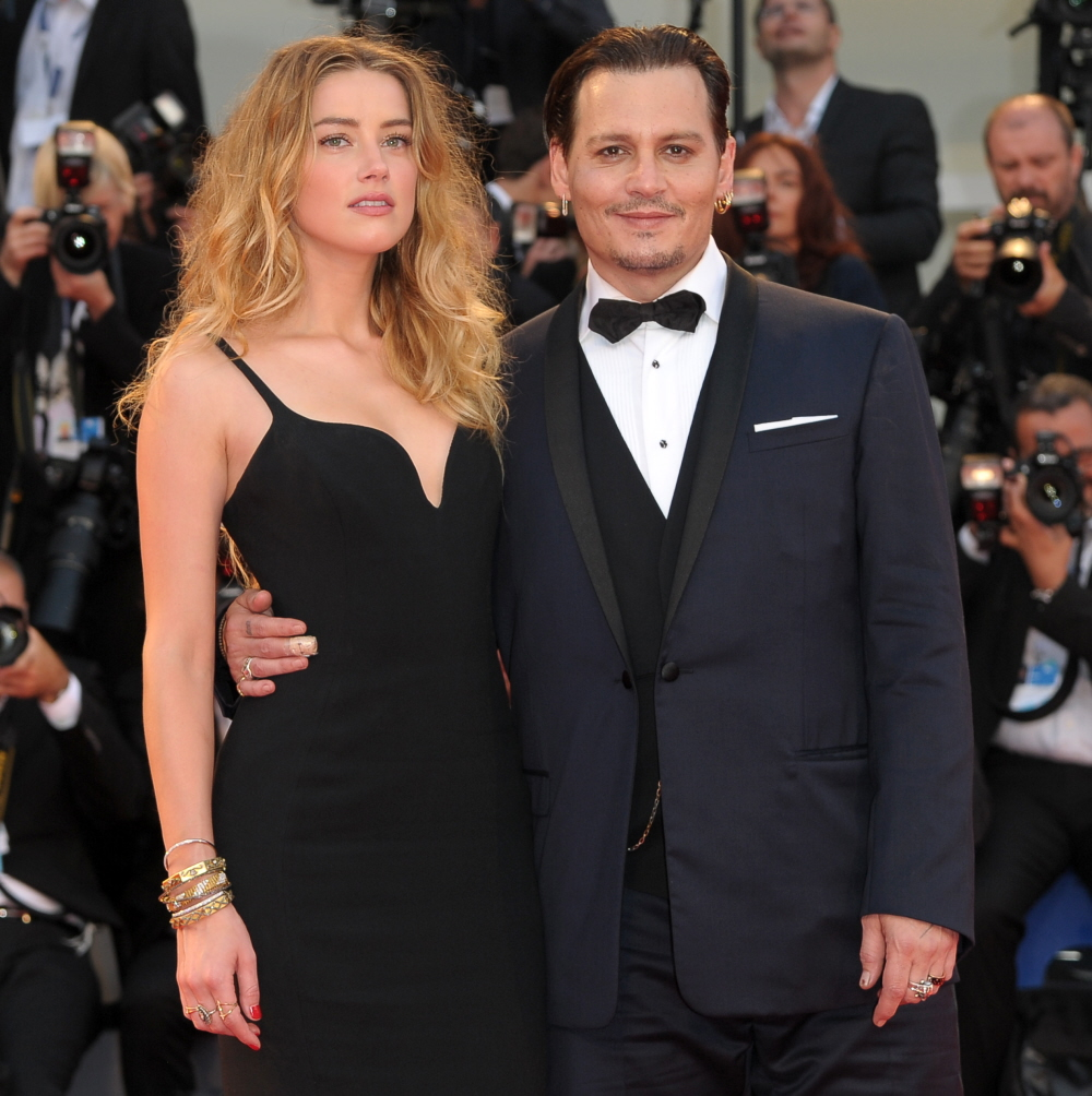 wenn22833690  bitchy | Amber Heard & Johnny Depp's divorce was finalized & she's getting her cash wenn22833690