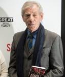 wenn23406794  bitchy   Ian McKellen on 'President Breaking Wind': 'He's had his probability' wenn23406794