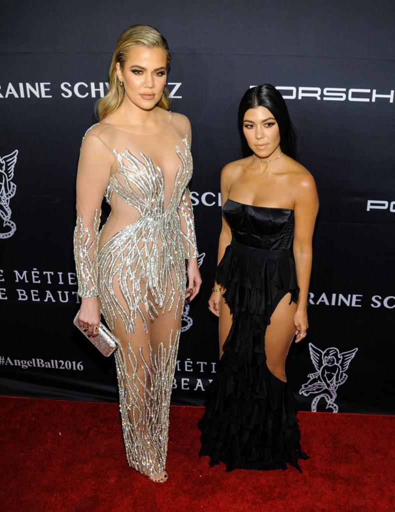 wenn30489095  bitchy | Kourtney Kardashian went out in a sheer bodysuit, pajama pants to see Bieber wenn30489095