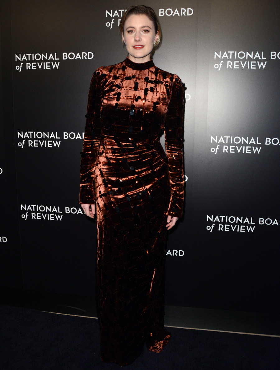 wenn30684069  bitchy | Amy Adams in Marchesa on the NBR Awards in NYC: beautiful or meh? wenn30684069