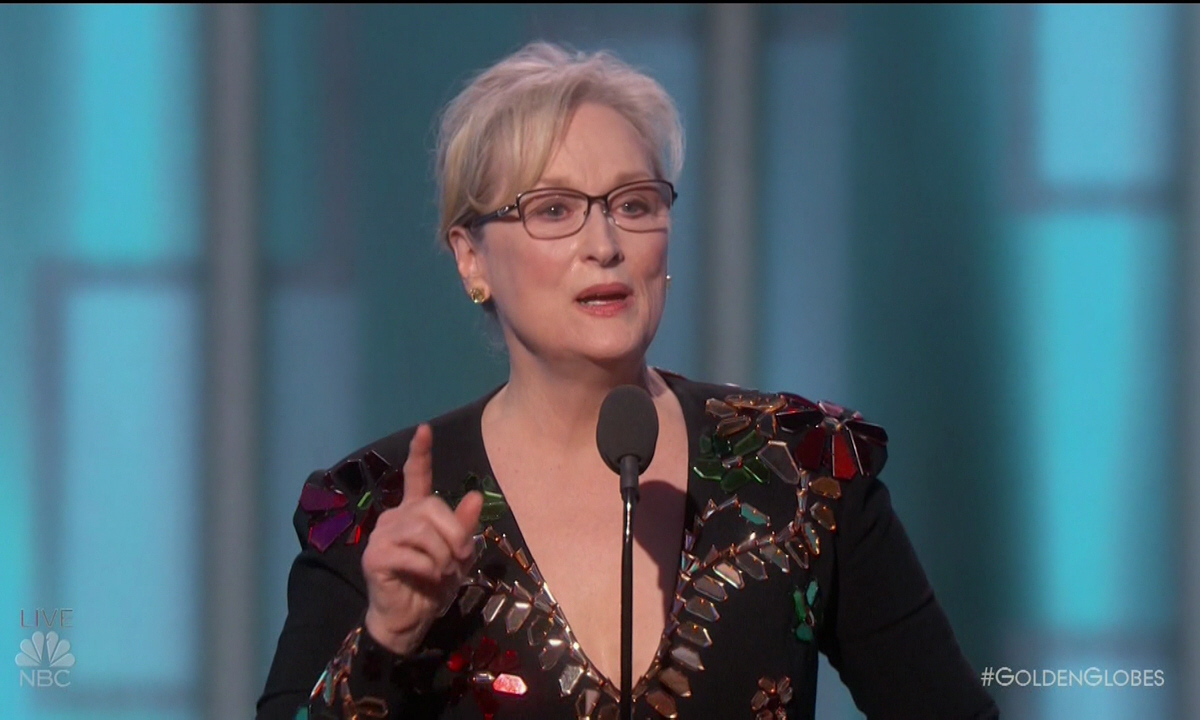 wenn30702267  bitchy | 2017 Golden Globes recap: Brad Pitt, Hidden Fences & Jimmy Fallon sucks wenn30702267