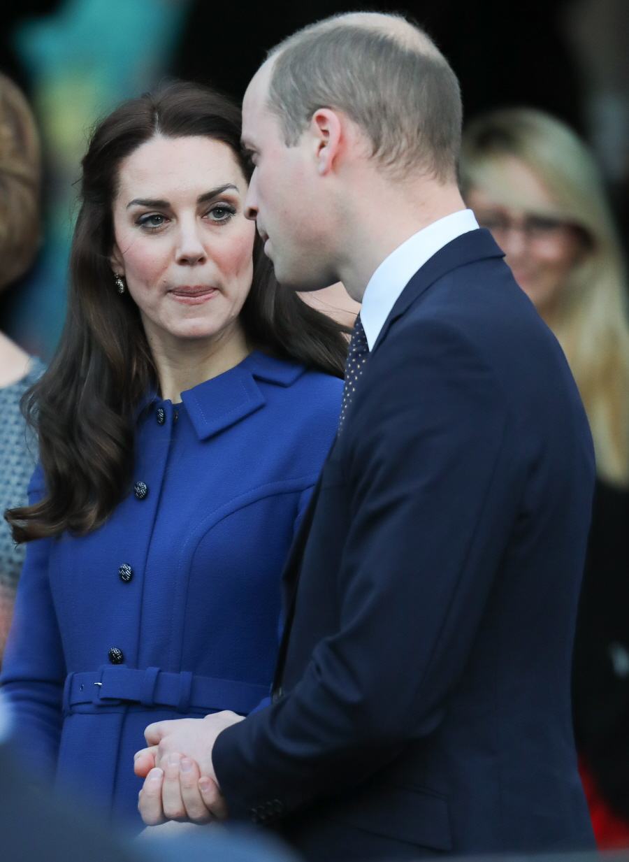 wenn30720386  bitchy | The Cambridges' Canadian tour truly price much more than initially reported wenn30720386