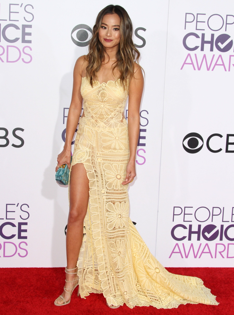 wenn30757670  bitchy | Jennifer Lopez in Reem Acra on the Individuals's Selection Awards: matronly or sizzling? wenn30757670
