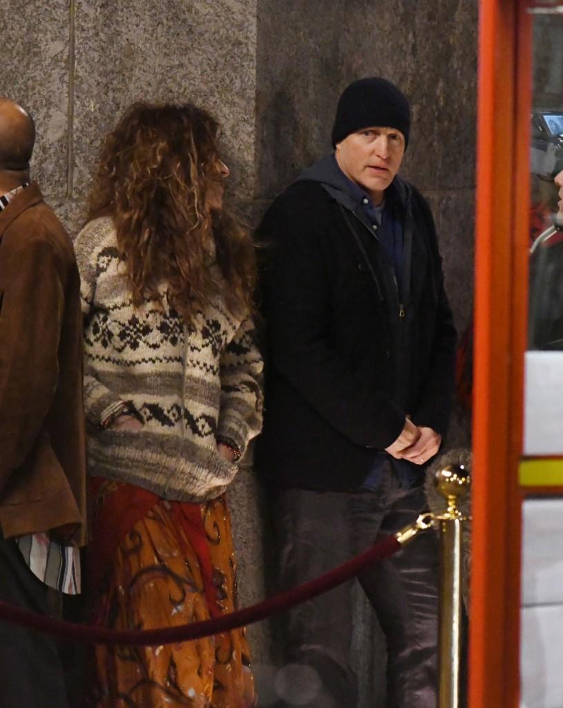 wenn30769065  bitchy | Woody Harrelson's dwell film, Misplaced in London, is a triumph of storytelling & tech wenn30769065