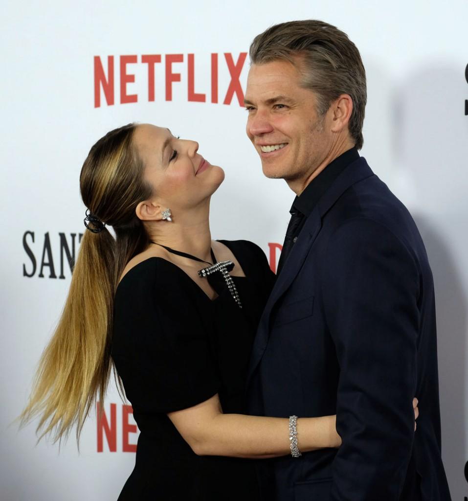 Netflix's 'Santa Clarita Diet' Premiere
