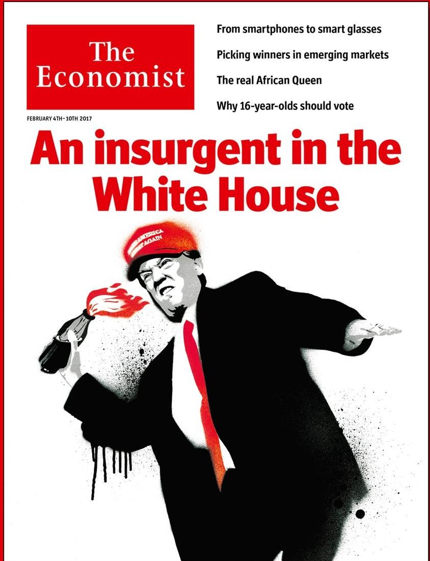 economist  bitchy | Donald Trump tweet-stormed a few decide who quashed the Muslim Ban economist