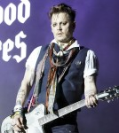 Hollywood Vampires perform at Hessentags-Arena