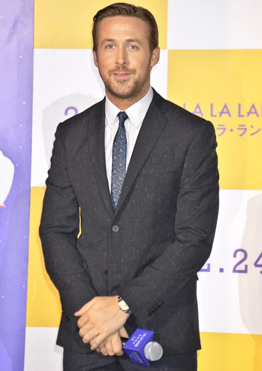 Japan premiere of 'La La Land'  bitchy | Ryan Gosling is making an attempt the 'quiet household man' technique for his Oscar marketing campaign wenn30807943