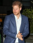 Prince Harry visits the headquarters of the London Ambulance Service