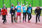 2017 Virgin Money London Marathon for Heads Together Training Day