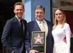 John Goodman Walk of Fame Ceremony