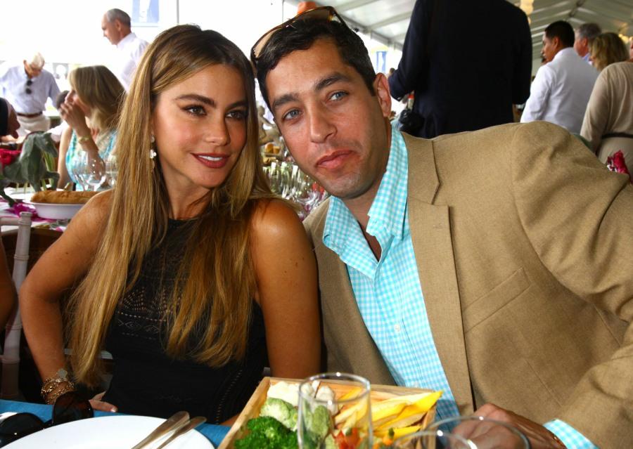 Sofia Vergara & Nick Loeb Have Split Again! **FILE PHOTOS**