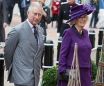 Queen visit Poundsbury