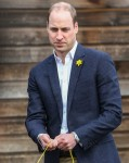 Duke of Cambridge, Patron of SkillForce, officially launches the charity's new award programme, The Prince William Award (PWA), while visiting a primary school in Wales