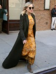Kate Hudson Out And About In NYC