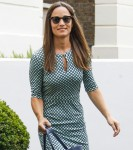 Pippa Middleton Steps Out In London