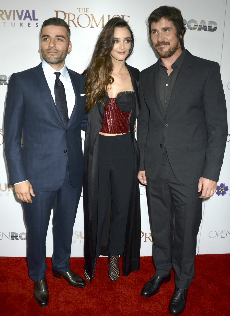 'The Promise' Screening in New York