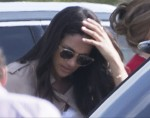 Meghan Markle at the Audi Polo Challenge at Coworth Park